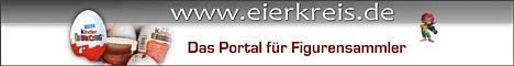 Das Sammlerportal für Ü-Ei-Freunde und Altfigurensammler